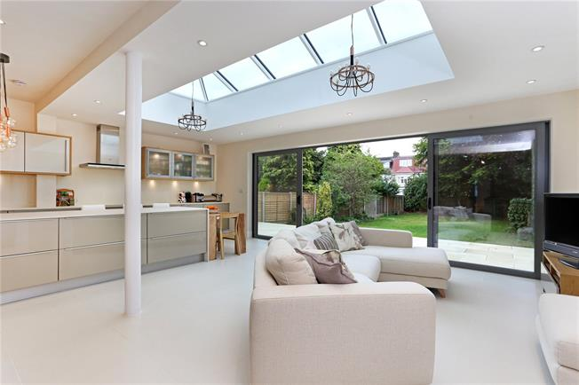Offers in excess of £1,999,950, 6 Bedroom Detached House For Sale in London, W5