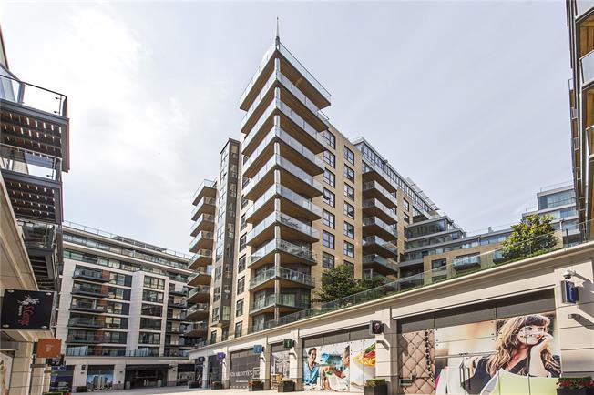 Asking Price £590,000, 1 Bedroom Flat For Sale in Longfield Avenue, Ealing, W5