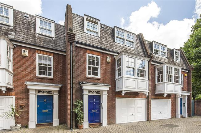 Asking Price £1,250,000, 5 Bedroom Terraced House For Sale in Ealing, W5