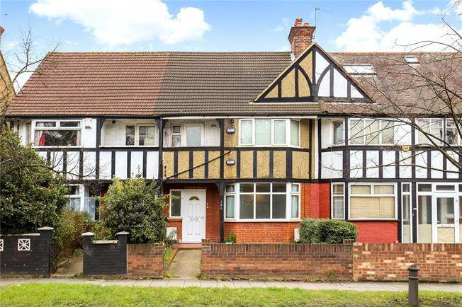 Asking Price £350,000, 1 Bedroom Flat For Sale in Acton, W3