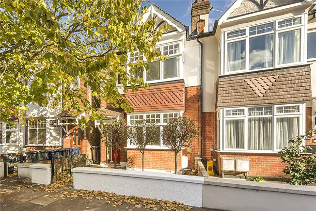 Asking Price £775,000, 3 Bedroom Semi Detached House For Sale in London, W13