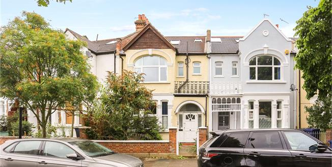 Guide Price £535,000, 2 Bedroom Flat For Sale in Ealing, W13
