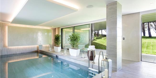 Guide Price £6,500,000, 4 Bedroom Detached House For Sale in Poole, Dorset, BH13