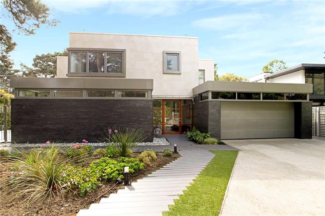 Guide Price £3,000,000, 5 Bedroom Detached House For Sale in Poole, Dorset, BH13