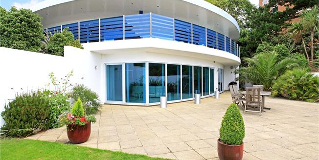 Guide Price £1,750,000, 3 Bedroom Flat For Sale in Poole, Dorset, BH13
