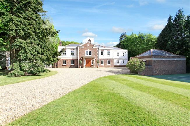 Guide Price £2,250,000, 5 Bedroom Detached House For Sale in Dorset, BH21