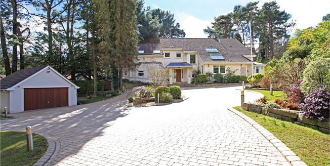 Guide Price £2,195,000, 6 Bedroom Detached House For Sale in Poole, Dorset, BH13