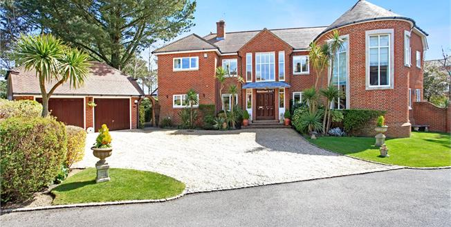 Guide Price £1,999,950, 5 Bedroom Detached House For Sale in Poole, Dorset, BH13