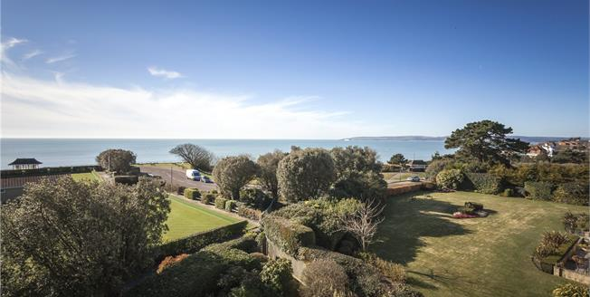 Guide Price £895,000, 4 Bedroom Flat For Sale in Bournemouth, Dorset, BH4