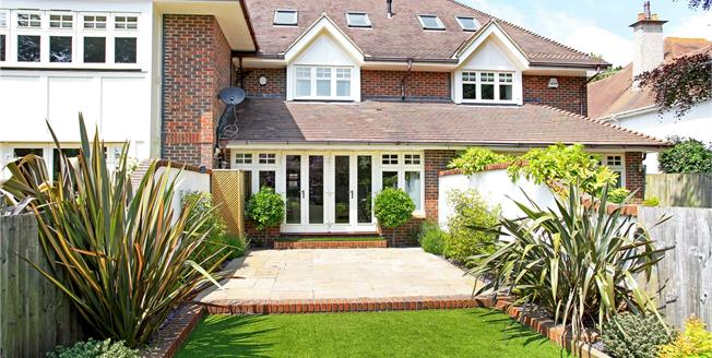Guide Price £699,950, 3 Bedroom House For Sale in Canford Cliffs, Poole, Do, BH13