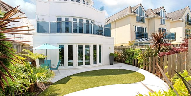Guide Price £1,395,000, 4 Bedroom Detached House For Sale in Poole, Dorset, BH13