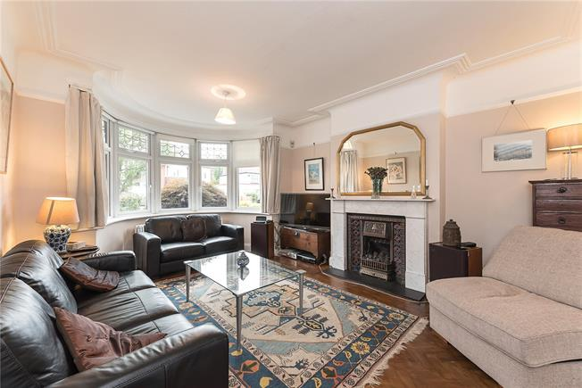 Offers in the region of £1,250,000, 4 Bedroom Semi Detached House For Sale in London, N2