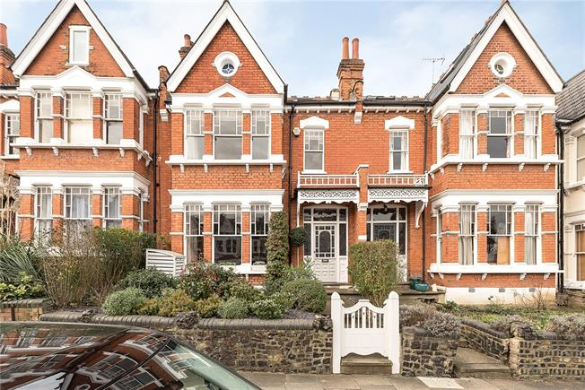 Offers in the region of £1,750,000, 5 Bedroom Terraced House For Sale in London, N10