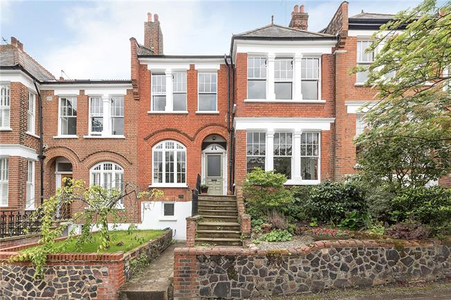 Asking Price £1,650,000, 4 Bedroom Terraced House For Sale in London, N10