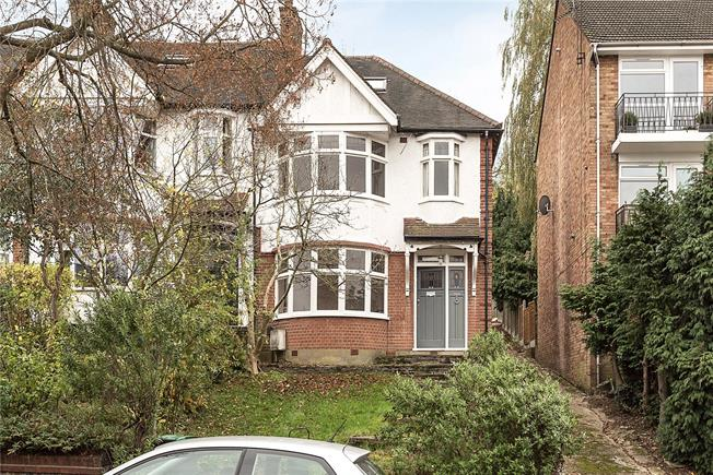 Asking Price £975,000, 4 Bedroom Semi Detached House For Sale in London, N22