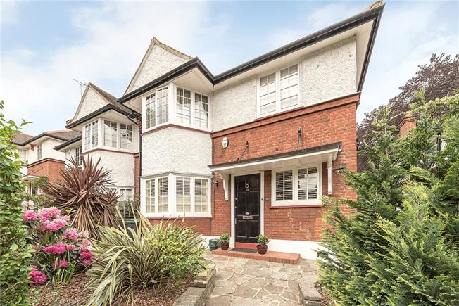 Asking Price £1,695,000, 4 Bedroom Semi Detached House For Sale in London, N8