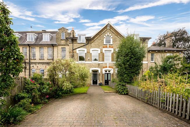 Asking Price £1,895,000, 5 Bedroom Terraced House For Sale in London, N10