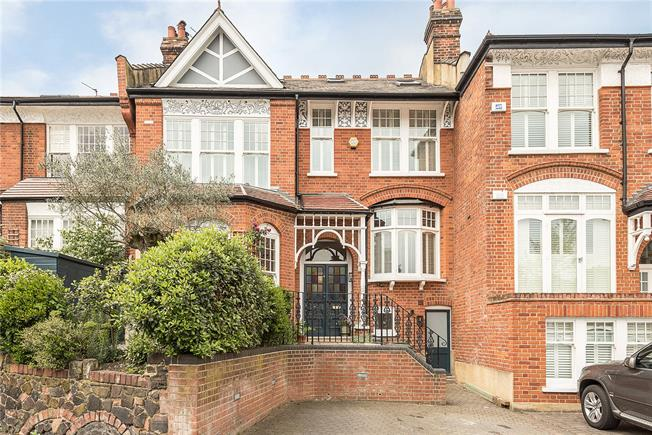 Offers in the region of £2,250,000, 6 Bedroom Terraced House For Sale in London, N10