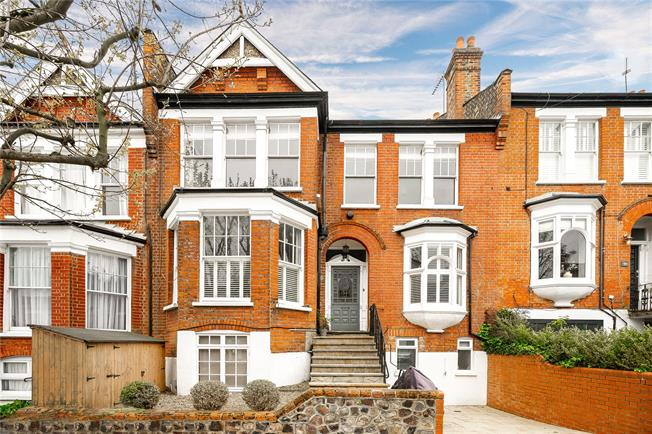 Offers in the region of £2,000,000, 6 Bedroom Terraced House For Sale in London, N10