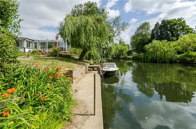 Guide Price £950,000, Land For Sale in Surrey, TW16