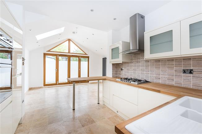 Guide Price £720,000, 3 Bedroom Terraced House For Sale in Hampton Wick, KT1