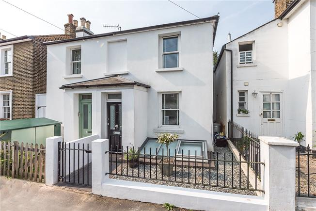 Guide Price £799,950, 3 Bedroom Semi Detached House For Sale in Hampton Wick, KT1