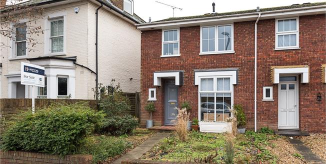 Guide Price £689,950, 3 Bedroom Semi Detached House For Sale in Teddington, TW11