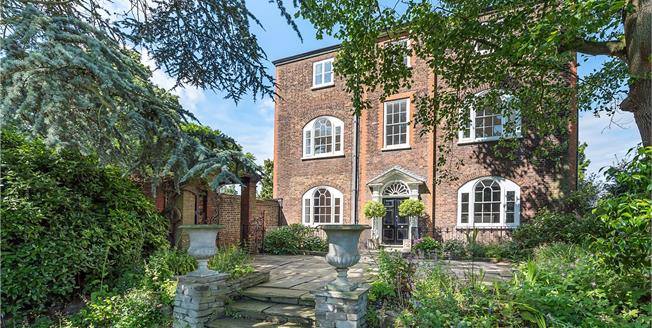 Guide Price £3,295,000, 6 Bedroom Detached House For Sale in Surrey, KT8