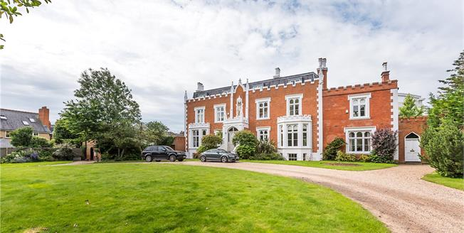 Guide Price £1,695,000, 4 Bedroom Semi Detached House For Sale in Teddington, TW11