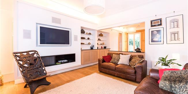 Guide Price £1,050,000, 3 Bedroom Semi Detached House For Sale in Teddington, TW11
