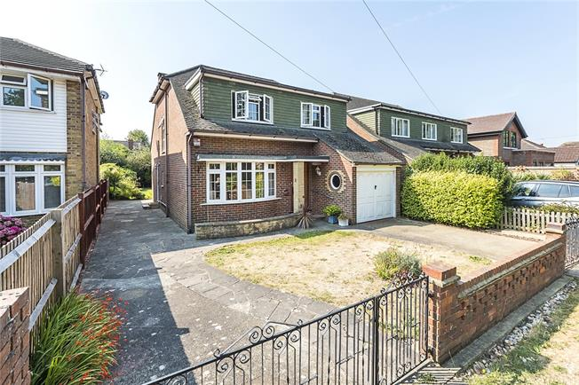 Offers in the region of £850,000, 4 Bedroom Detached House For Sale in Hampton, TW12