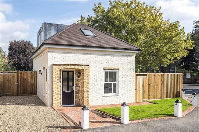1 bedroom detached house for sale in teddington for guide price rh hamptons co uk 1 bedroom house 1 bedroom house
