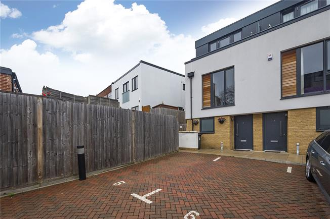 Offers in excess of £625,000, 3 Bedroom End of Terrace House For Sale in Teddington, TW11