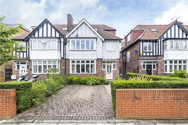 Guide Price £1,400,000, 4 Bedroom Semi Detached House For Sale in Teddington, TW11