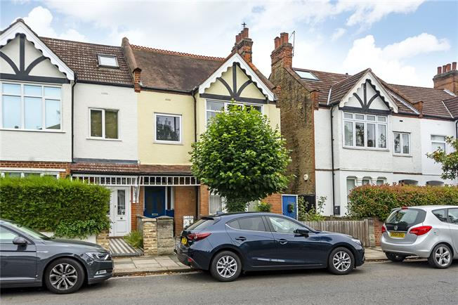 Offers in the region of £775,000, 4 Bedroom Semi Detached House For Sale in Teddington, TW11