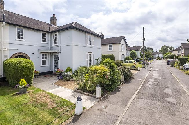 Guide Price £1,375,000, 3 Bedroom End of Terrace House For Sale in Teddington, TW11