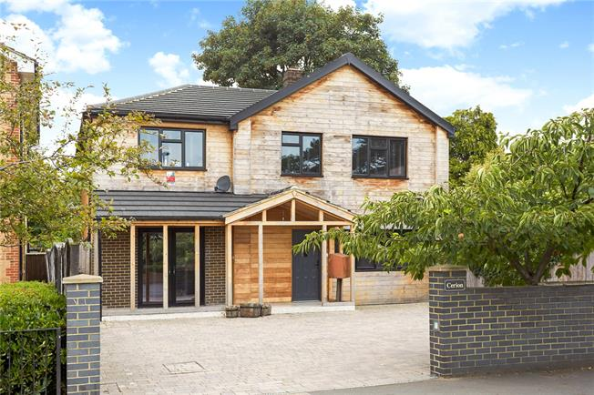 Asking Price £900,000, 5 Bedroom Detached House For Sale in Sunbury-on-Thames, TW16
