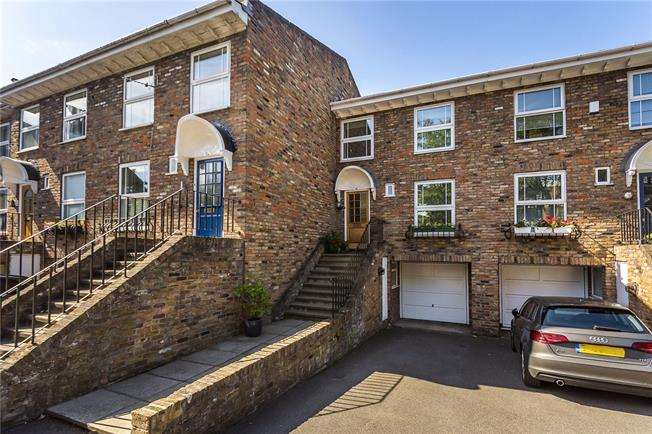Offers in excess of £900,000, 4 Bedroom Terraced House For Sale in Teddington, TW11