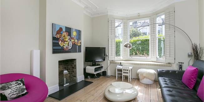 Asking Price £1,500,000, 5 Bedroom Terraced House For Sale in London, SW11
