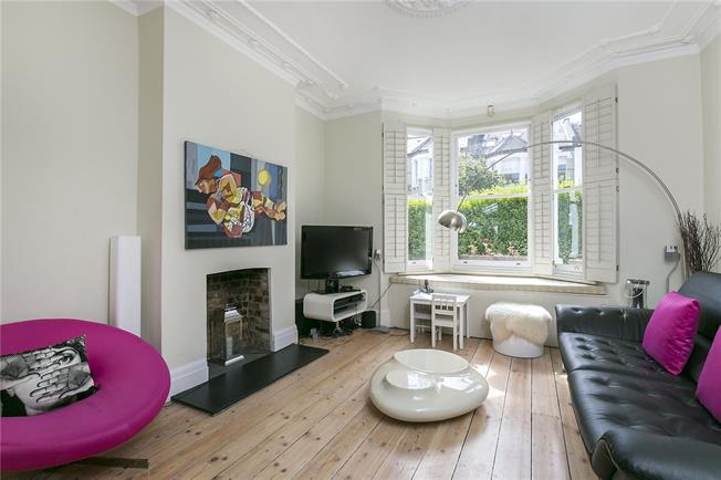 Asking Price £1,495,000, 5 Bedroom Terraced House For Sale in London, SW11