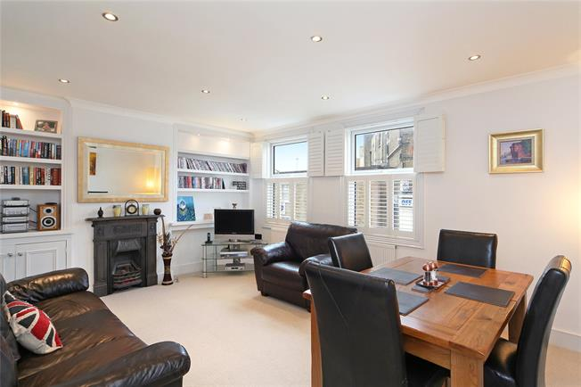 Asking Price £685,000, 3 Bedroom Flat For Sale in London, SW11