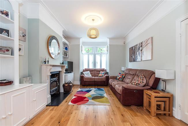 Asking Price £1,350,000, 5 Bedroom Terraced House For Sale in London, SW11