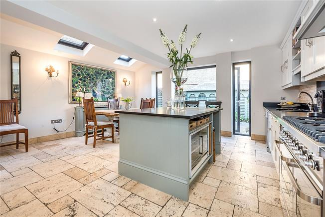 Guide Price £2,900,000, 5 Bedroom Terraced House For Sale in London, SW4
