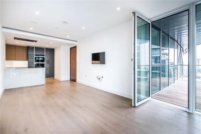 Offers in excess of £800,000, 2 Bedroom Flat For Sale in London, SW18