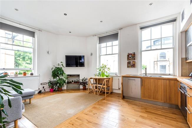 Offers in excess of £480,000, 2 Bedroom Flat For Sale in London, SW11