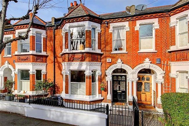 Enjoyable 6 Bedroom Terraced House For Sale In London For Asking Price Interior Design Ideas Tzicisoteloinfo