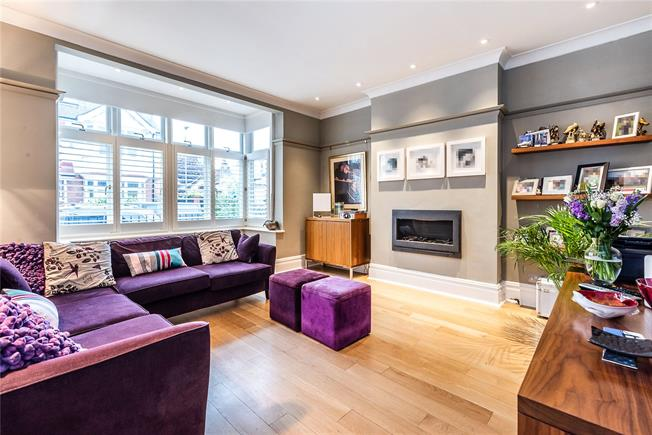 Offers in excess of £1,800,000, 4 Bedroom End of Terrace House For Sale in London, SW11