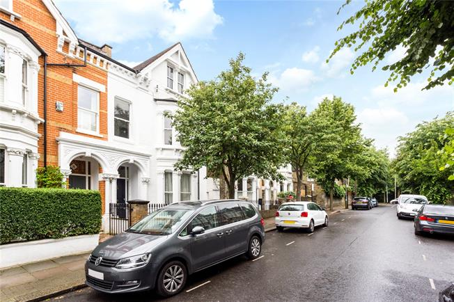 Asking Price £2,300,000, 5 Bedroom Terraced House For Sale in London, SW11