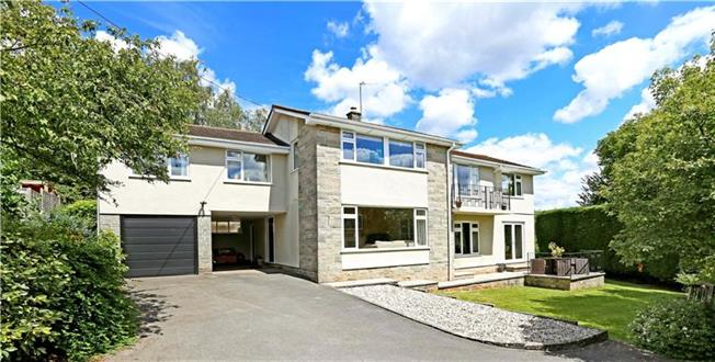 Offers in the region of £749,500, 5 Bedroom Detached House For Sale in Bristol, BS41