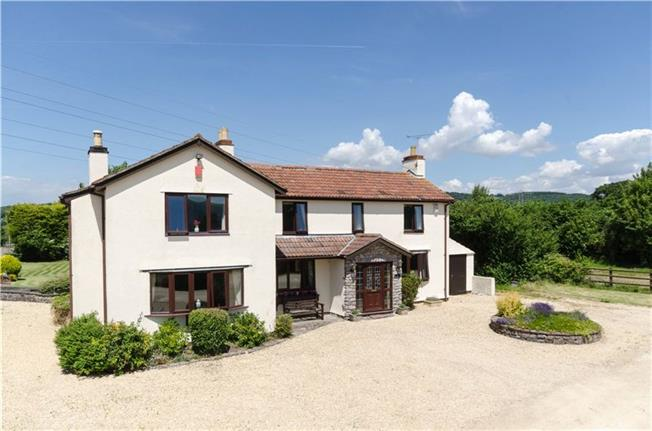 Guide Price £769,995, 4 Bedroom Detached House For Sale in Bristol, Somerset, BS40